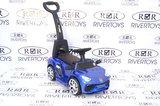 Детский электромобиль-каталка 2в1 Lamborghini e999ee
