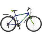"""Горный велосипед Foxx Lynx 26"""" синий"""