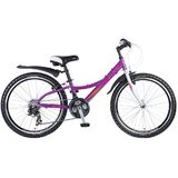 """Подростковый женский велосипед Novatrack Lady 24"""""""