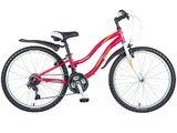 """Подростковый велосипед Novatrack Lady 24"""""""