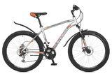 Горный велосипед Stinger Element 26 D серебристый