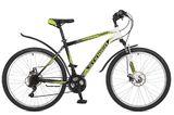 """Горный велосипед Stinger Caiman D 26"""" зеленый"""