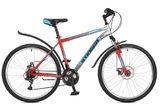 """Горный велосипед Stinger Caiman D 26"""" серый"""