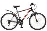 """Горный велосипед Stinger Caiman 26"""" черный"""