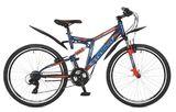 """Горный двухподвесный велосипед Stinger Highlander 200V 26"""""""