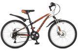 """Подростковый горный велосипед Stinger Caiman D 24"""" белый"""