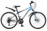 """Подростковый горный велосипед Stinger Caiman D 24"""" синий"""