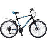 """Горный велосипед Foxx Atlantic D 26"""" черный"""