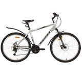 """Горный велосипед Foxx Atlantic D 26"""" серебристый"""