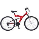 """Горный велосипед Mikado Explorer 26"""" красный"""