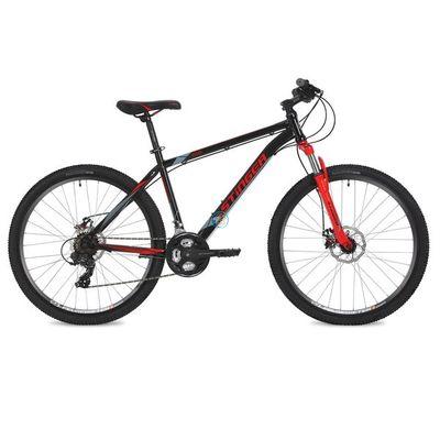 """Горный велосипед Stinger Aragon 27,5"""" черный"""