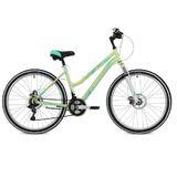"""Горный женский велосипед Stinger Latina D 26"""" бирюзовый"""