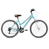 """Горный женский велосипед Stinger Latina 26"""" бирюзовый"""