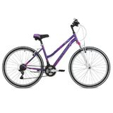 """Горный женский велосипед Stinger Latina 26"""" фиолетовый"""