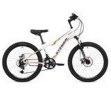 """Горный подростковый велосипед Stinger Boxxer D 24"""" белый"""