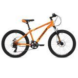 """Подростковый горный велосипед Stinger Aragon 24"""" оранжевый"""