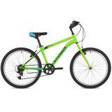 """Подростковый горный велосипед Stinger Defender 24"""" зеленый"""