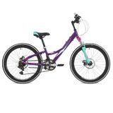 """Подростковый горный велосипед Stinger Galaxy D 24"""""""