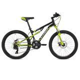 """Подростковый велосипед Stinger Discovery D 24"""" зеленый"""