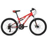 """Подростковый велосипед Stinger Discovery D 24"""" красный"""