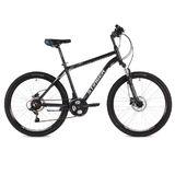 """Горный велосипед Stinger Element HD 26"""" черный"""