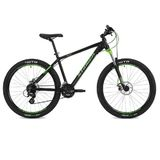 """Велосипед горный Stinger Reload STD 27.5"""" черный"""