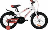 """Детский велосипед Novatrack Prime 16"""" от 4 до 6 лет белый"""