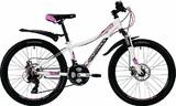 """Женский подростковый велосипед Novatrack Katrina 2D 24"""""""