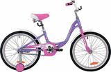Детский велосипед Novatrack Angel 20''  от 7 до 10 лет
