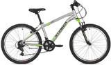 """Подростковый велосипед Stinger Element  24"""" серебристый"""