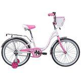 Детский велосипед Novatrack Butterfly 20'' розовый