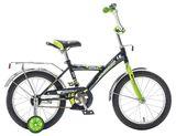 """Детский велосипед Novatrack Astra 12"""" от 2 до 4 лет зеленый"""