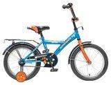 """Детский велосипед Novatrack Astra 12"""" от 2 до 4 лет синий"""