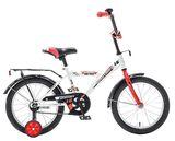 """Детский велосипед Novatrack Astra 12"""" от 2 до 4 лет белый"""
