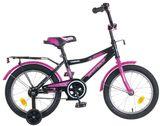 Детский велосипед Novatrack Cosmic 12'' от 2 до 4 лет фиолетовый