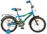 Детский велосипед Novatrack Cosmic 12'' от 2 до 4 лет синий