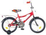 Детский велосипед Novatrack Cosmic 12'' от 2 до 4 лет красный