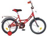 """Детский велосипед Novatrack Urban 14"""" от 3 до 5 лет красный"""