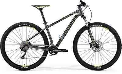 Горный велосипед Merida Big.Nine 300 (2019) черный