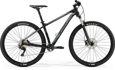 Горный велосипед  Merida Big.Nine 400 (2019) черный