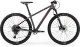 Горный велосипед Merida Big.Nine 600 (2019) серо-красный