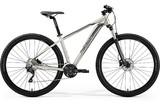 Горный велосипед Merida Big.Nine 80-D (2019) серебристый