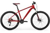 Велосипед Merida Big.Seven 80-D (2019) красный