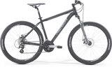 Горный велосипед Merida Big.Nine 15-MD 2019 черно-серый