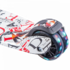 Детский трехколесный самокат Tiger Print 2019 с мячиками