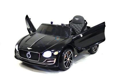 Bentley-Exp12  (JE1166) (лицензионная модель) черный