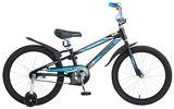 """Детский велосипед Novatrack Dodger 20"""" от 6 до 10 лет"""