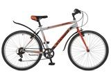 "Велосипед Stinger Defender 26"" серый"
