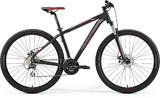Горный велосипед Merida Big.Nine 20-MD (2019) серый