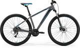 Горный велосипед Merida Big.Nine 40-D (2019) серый